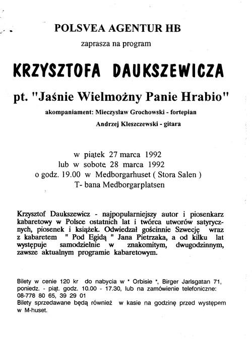 daukszewiczPoster