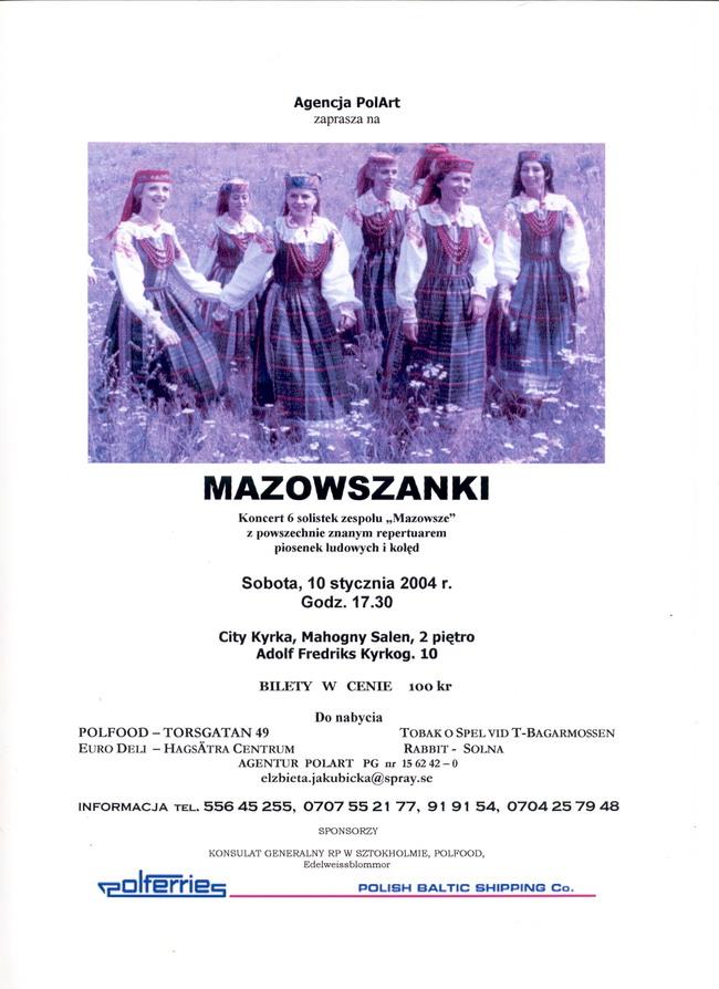 mazowszankiPoster