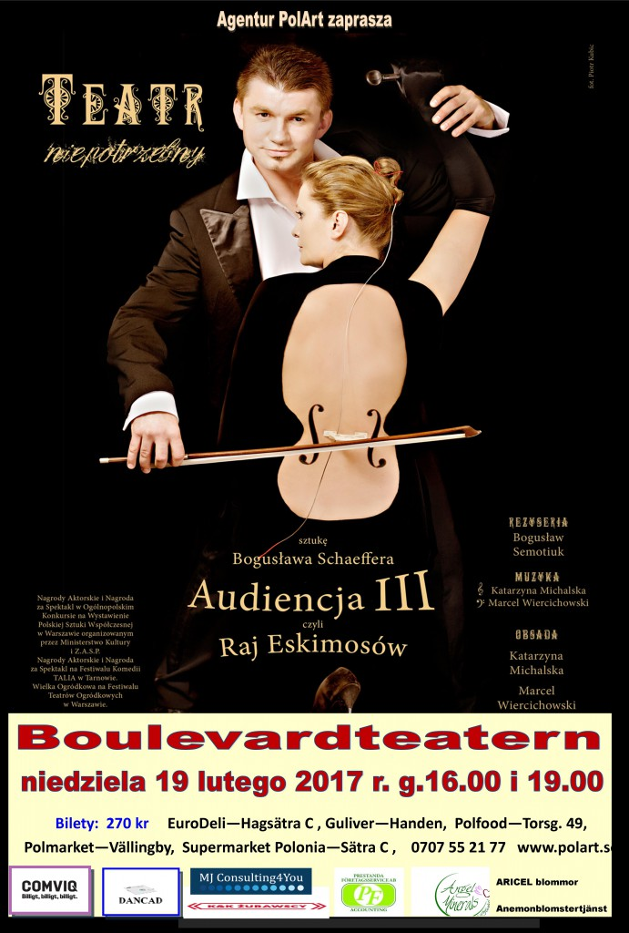 plakat Audiencja 2